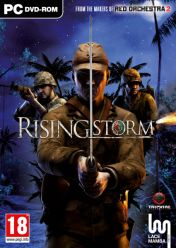 Cover Rising Storm