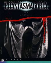 Cover Roberta Williams' Phantasmagoria