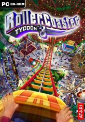 Cover RollerCoaster Tycoon 3