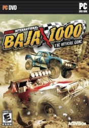 Cover SCORE International Baja 1000 (PC)