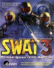 Cover SWAT 3: Close Quarters Battle