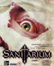 Cover Sanitarium