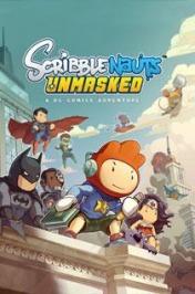 Cover Scribblenauts Unmasked: A DC Comics Adventure