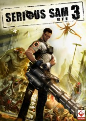 Cover Serious Sam 3: BFE