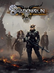 Cover Shadowrun: Dragonfall