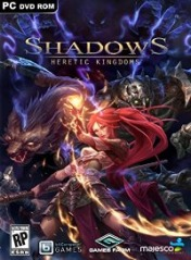 Cover Shadows: Heretic Kingdoms