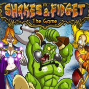 Cover Shakes and Fidget (PC)