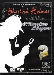 Cover Sherlock Holmes - L'orecchino d'argento