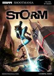 Cover ShootMania: Storm