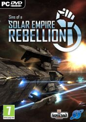 Cover Sins of a Solar Empire: Rebellion