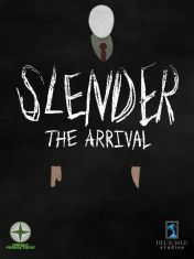 Cover Slender: The Arrival