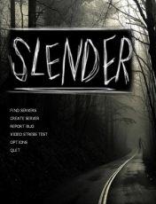 Cover Slender