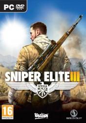 Cover Sniper Elite III