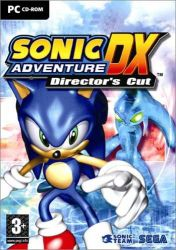 Cover Sonic Adventure DX Director's Cut