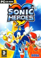 Cover Sonic Heroes (PC)