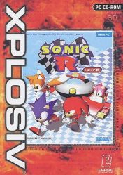 Cover Sonic R (PC)