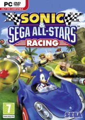 Cover Sonic & Sega All-Stars Racing
