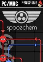 Cover SpaceChem