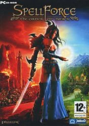 Cover SpellForce: The Order of Dawn