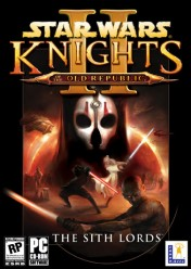 Cover Star Wars: Knights of the Old Republic II - The Sith Lords