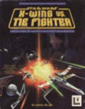 Cover Star Wars: X-Wing vs. TIE Fighter