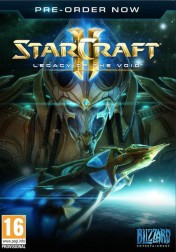 Cover Starcraft II: Legacy of the Void (PC)
