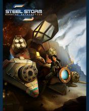 Cover Steel Storm: Burning Retribution