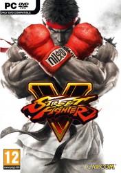 Cover Street Fighter V (PC)