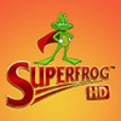 Cover Superfrog HD