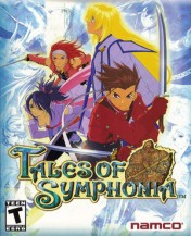 Cover Tales of Symphonia HD (PC)