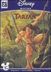 Cover Tarzan Action Game