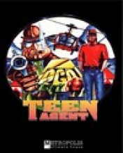 Cover Teen Agent