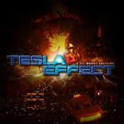 Cover Tesla Effect: A Tex Murphy Adventure