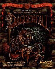 Cover The Elder Scrolls: Chapter II - Daggerfall