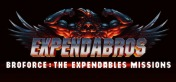 Cover The Expendabros - Broforce: The Expendables Missions