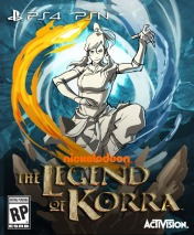 Cover The Legend of Korra