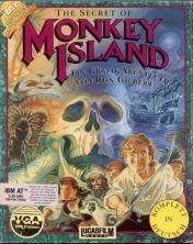 Cover The Secret of Monkey Island (PC)