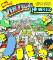 Cover The Simpsons: Virtual Springfield