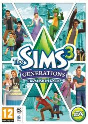 Cover The Sims 3: Generations