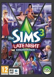 Cover The Sims 3: Late Night Expansion Pack