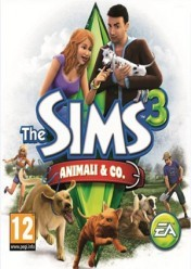 Cover The Sims 3: Pets (PC)