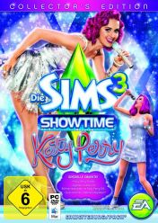 Cover The Sims 3: Showtime
