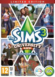 Cover The Sims 3: University Life