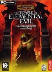 Cover The Temple of Elemental Evil (PC)