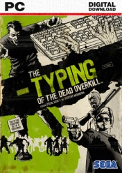 Cover The Typing of the Dead: Overkill