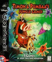 Cover Timon & Pumbaa's Jungle Games