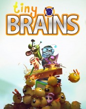 Cover Tiny Brains