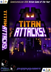 Cover Titan Attacks!