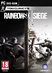 Cover Tom Clancy's Rainbow Six Siege (PC)
