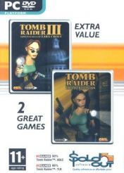 Cover Tomb Raider III / Tomb Raider: The Last Revelation